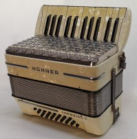 Hohner Imperial II (weiss)