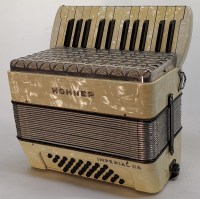 Hohner Imperial IIA (weiss)